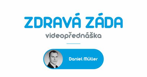 ZÁDA - videopřednáška
