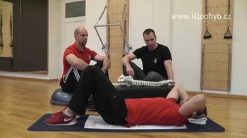 Video - Posilování břicha - 1. díl