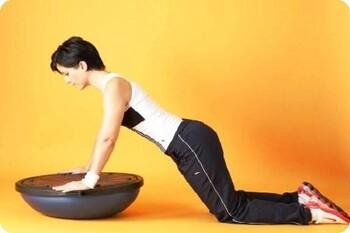 Článek - BOSU® balance trainer 4. díl