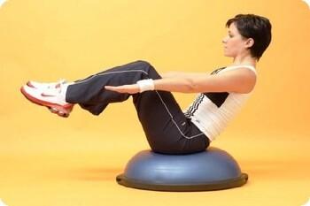 Článek - BOSU® balance trainer 2. díl