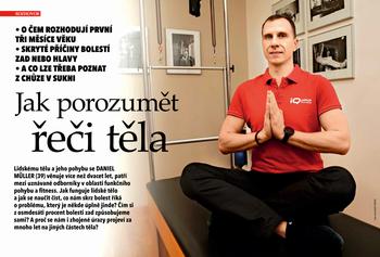Článek - Jak porozumět řeči těla (pro časopis TÉMA)