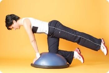 Článek - BOSU® balance trainer 3. díl